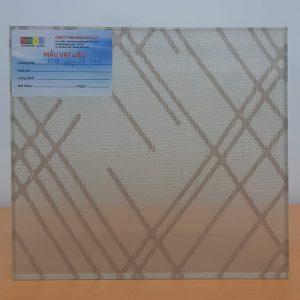 Kính ghép vải F01